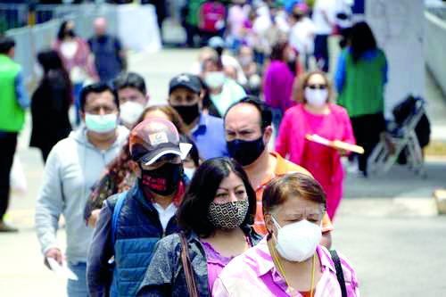 Revive alarma por La peste del covid-19   Local   Política   EL FRENTE