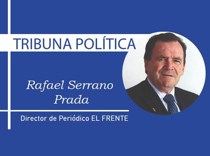 El vacío que deja Richard Aguilar  | EL FRENTE