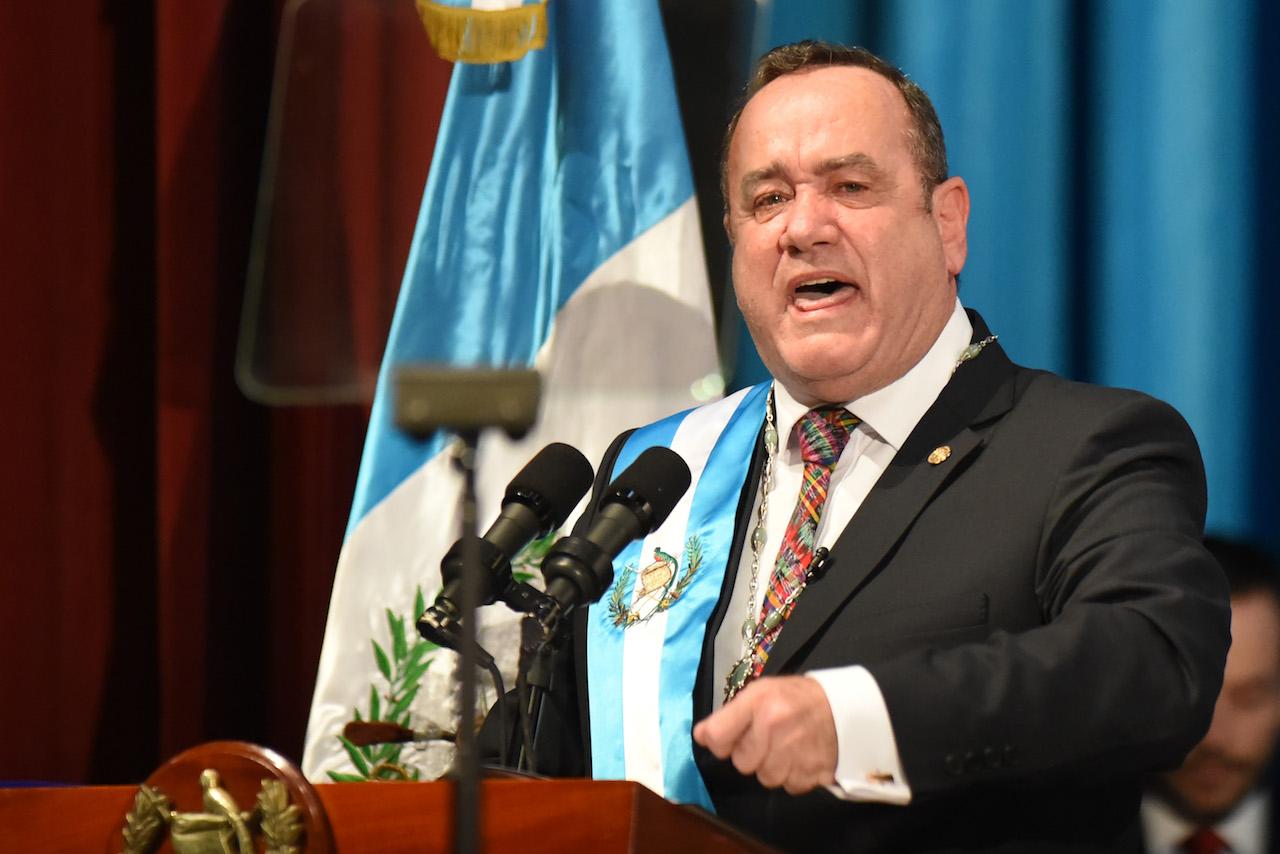 Guatemala acusa a Venezuela por rutas de NARCOTRÁFICO   EL FRENTE