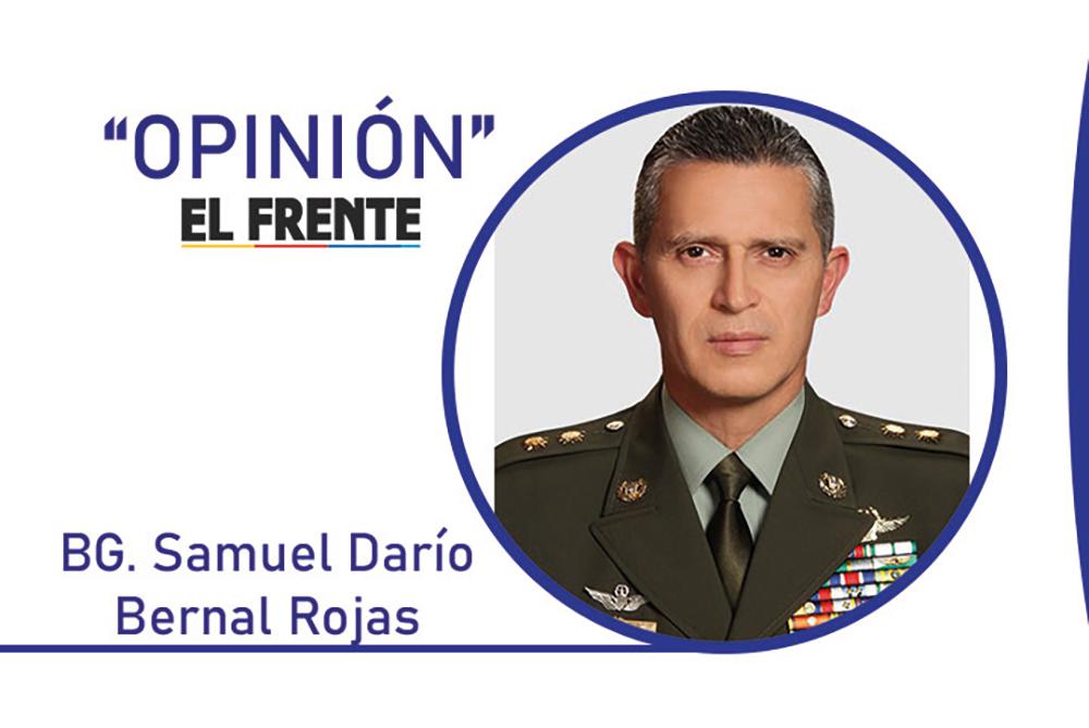 Bucaramanga sigue siendo la Ciudad Bonita Por: BG. Samuel Darío Bernal Rojas* | Opinión | EL FRENTE