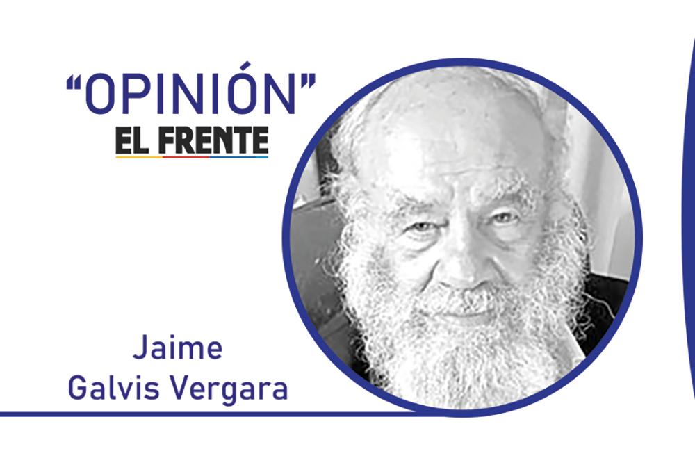 La vida es sueño Por: Jaime Galvis Vergara | Opinión | EL FRENTE