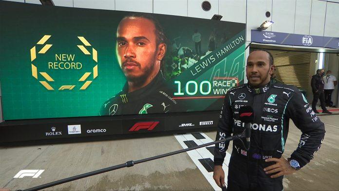 Hamilton logra su histórica victoria 100 en la Fórmula 1 | Deportes | EL FRENTE
