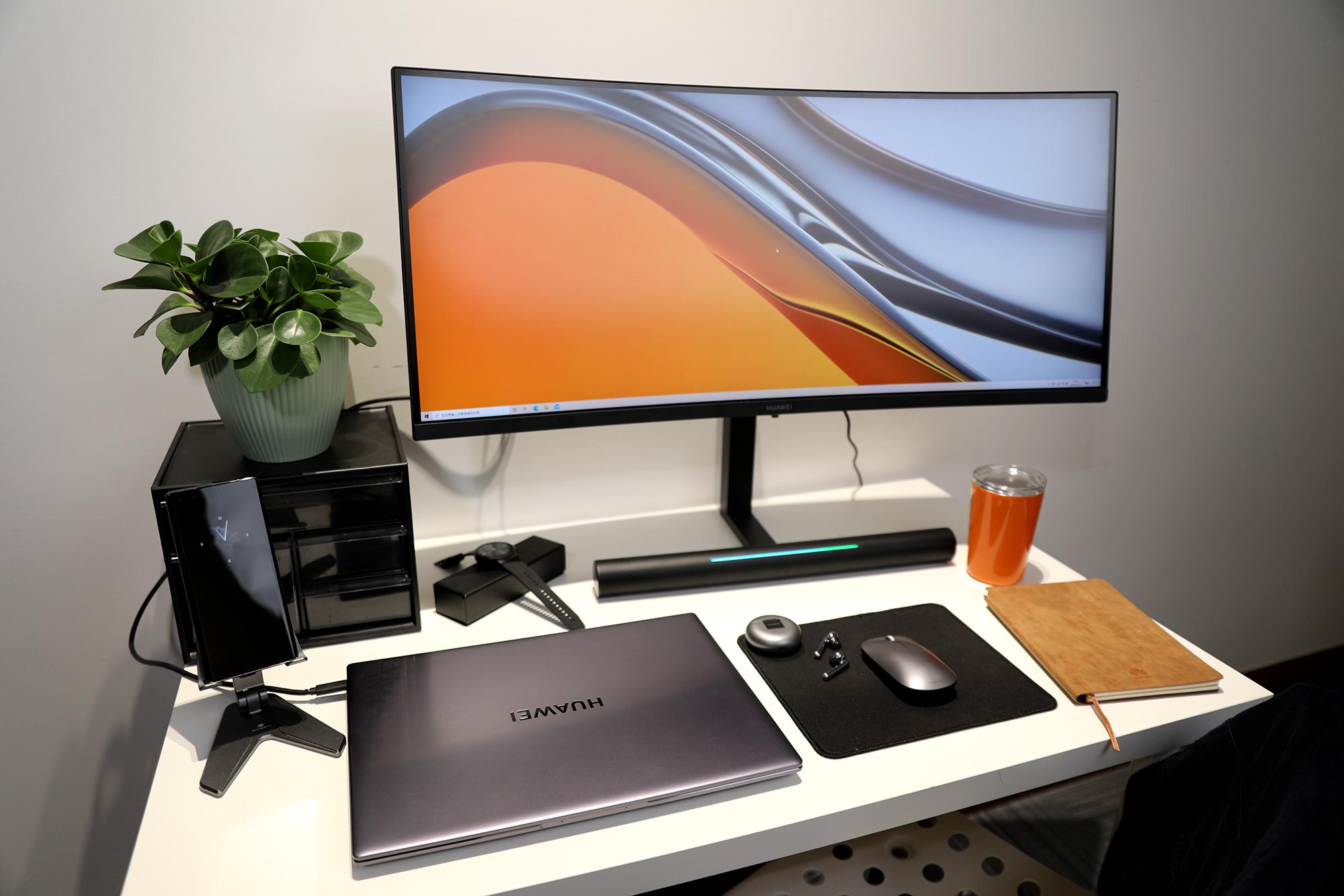 Arrancó preventa de los monitores para computador: Huawei MateView y MateView GT | EL FRENTE