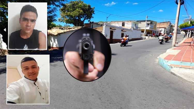 Par de amigos murieron a manos de tres asesinos en moto | EL FRENTE