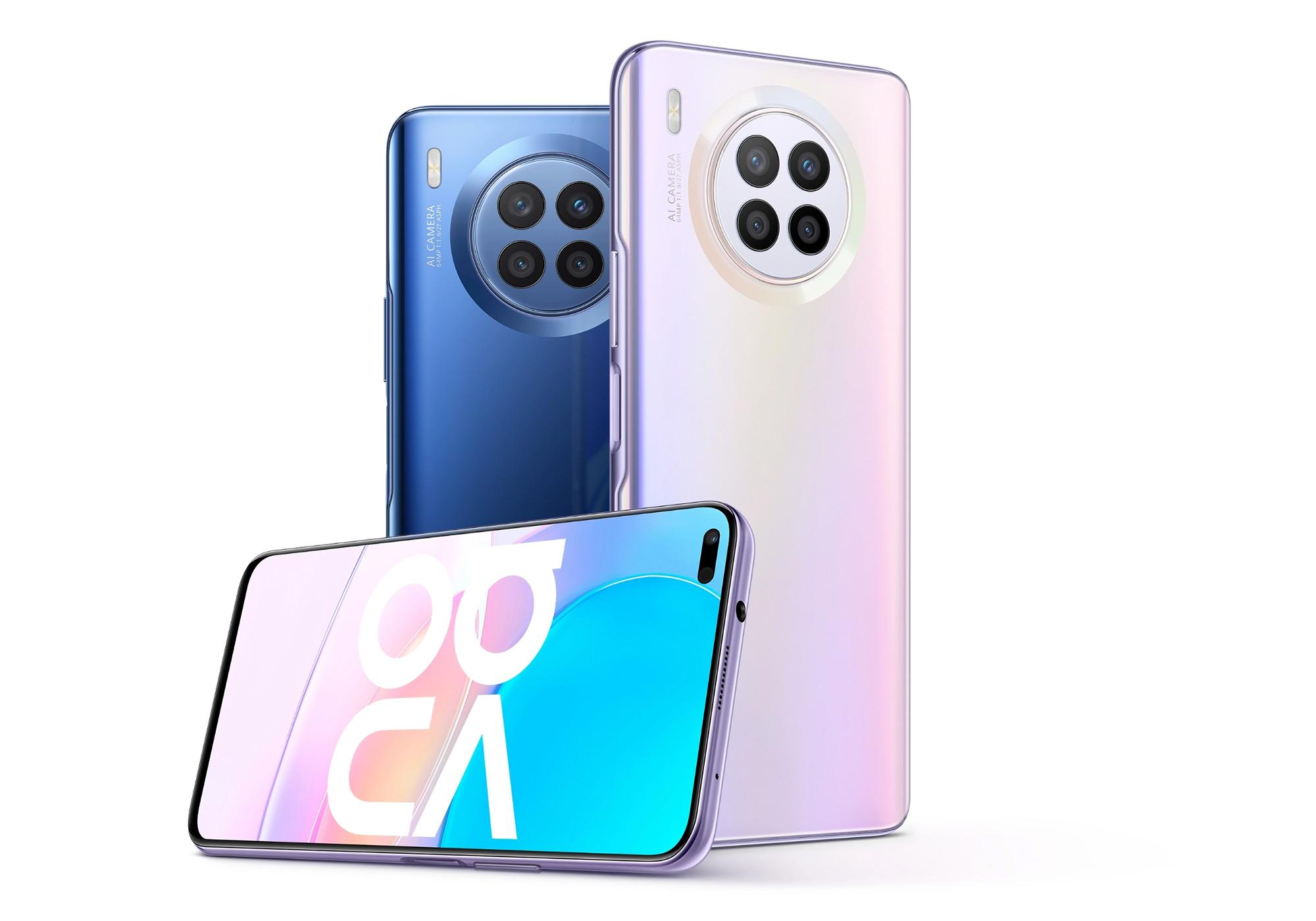 Comienza la preventa del nuevo Huawei Nova 8i   EL FRENTE