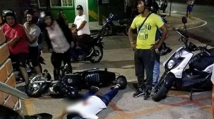 'Mambo' fue herido de bala cuando intentaron robarle su vehículo   EL FRENTE