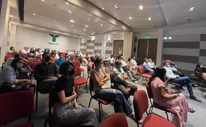 Presentado evento La Noche de los Mejores de Fenalco Santander para premiar a los empresarios   EL FRENTE