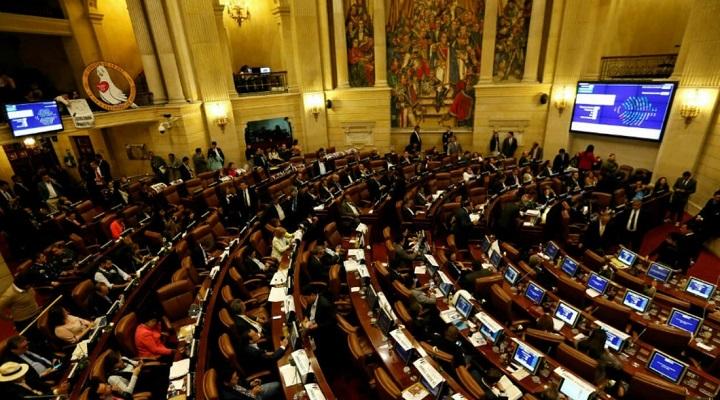 Aprobado el Presupuesto 2022 en la Cámara con votación en bloque pese a mico de la Ley de Garantías   Nacional   Economía   EL FRENTE