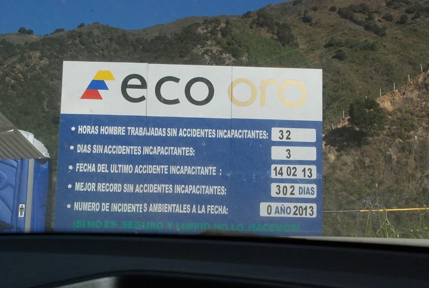 Senado rechaza indemnización que Colombia tendría que pagar a Ecooro   Política   EL FRENTE