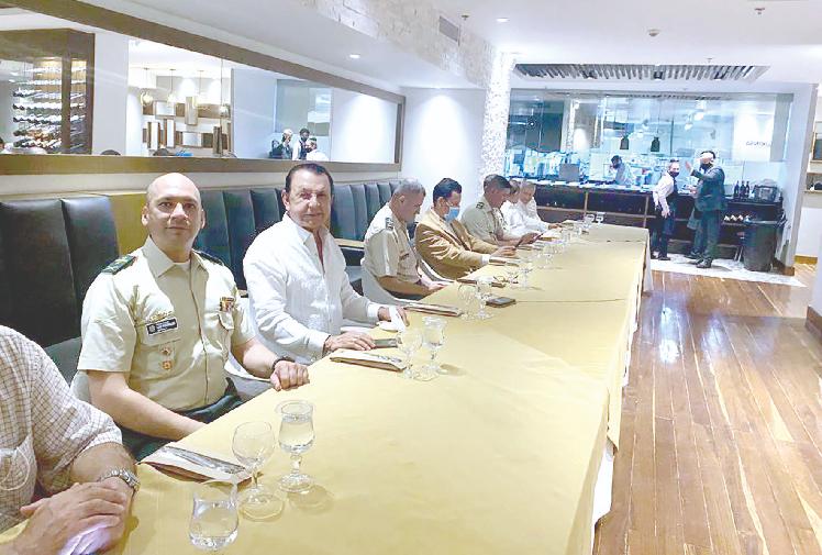 Se organiza reserva activa del Ejército en Santander    Política   EL FRENTE