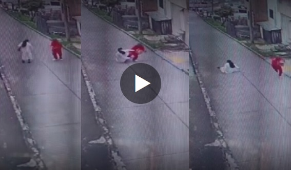 Delincuente lanzó contra el piso a una monja para robarla  | Nacionales | Colombia | EL FRENTE