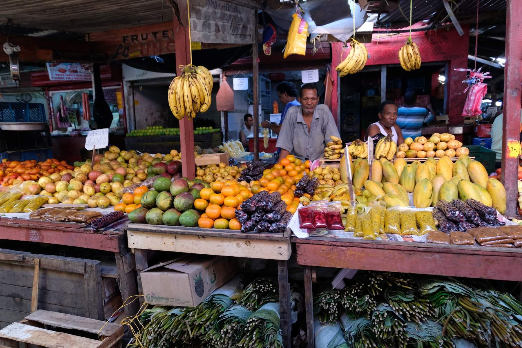 Por culpa de fenómeno del niño se podría afectar abastecimiento de alimentos y subir precios | Economía | EL FRENTE