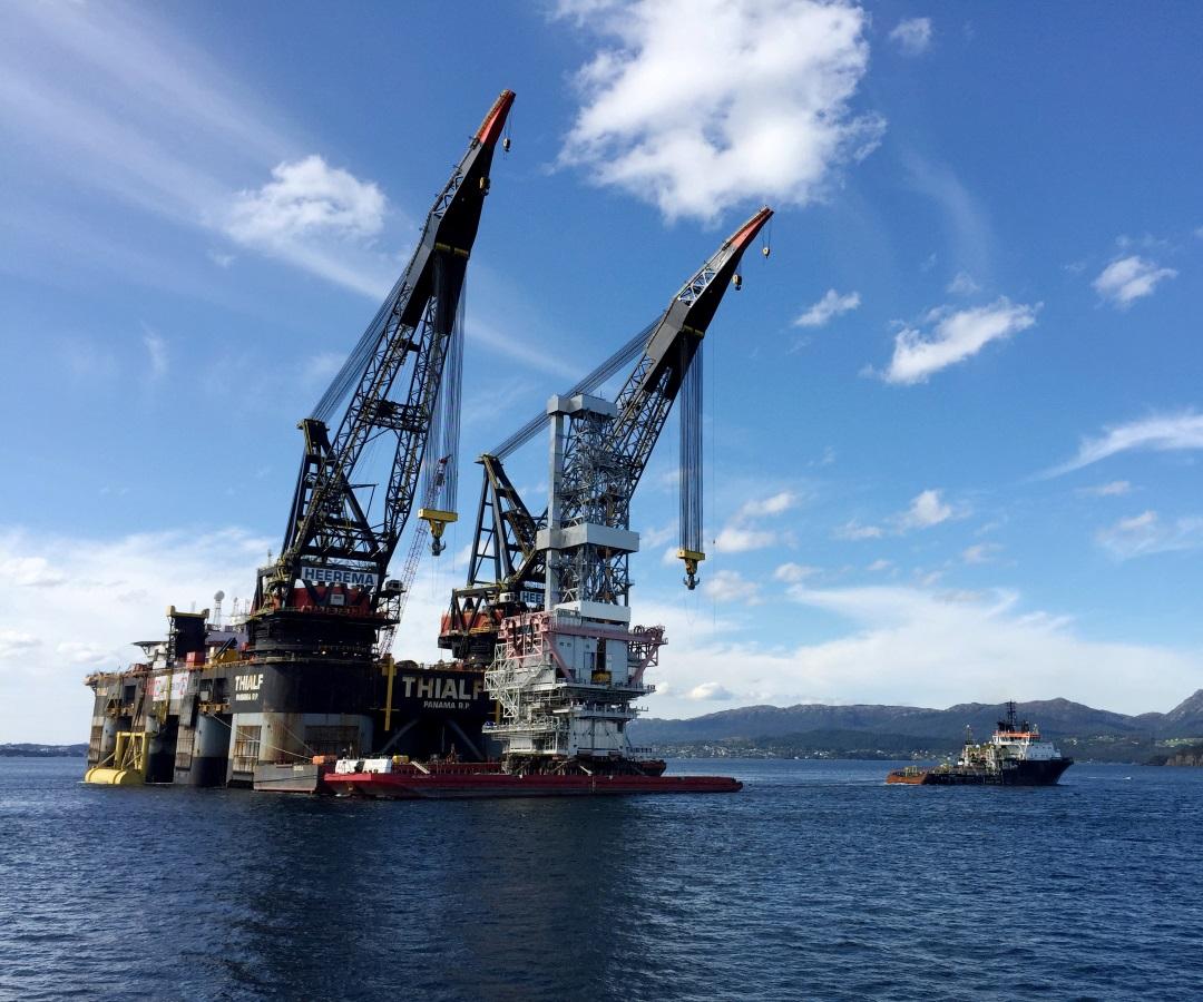 La inversión superior a U$D250 millones. Ecopetrol firmó contrato para exploraciones costa afuera   EL FRENTE