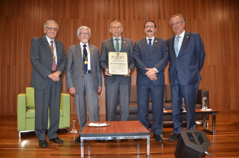 La UIS aceptada como miembro institucional de la Academia Colombiana de Ciencias Exactas | EL FRENTE