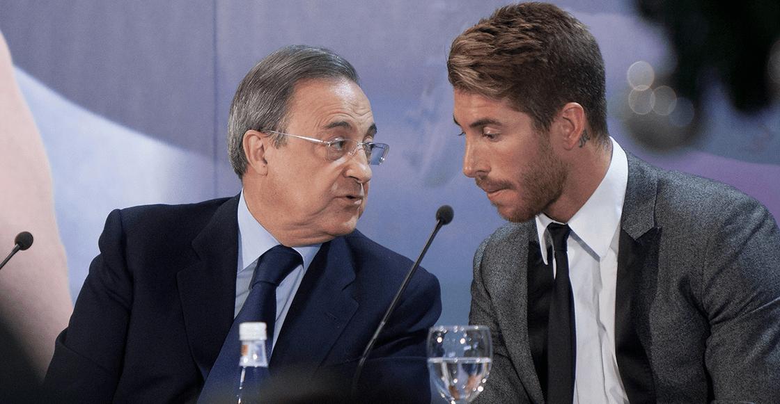 Lo que cuesta sacar a Sergio Ramos del Real Madrid | EL FRENTE