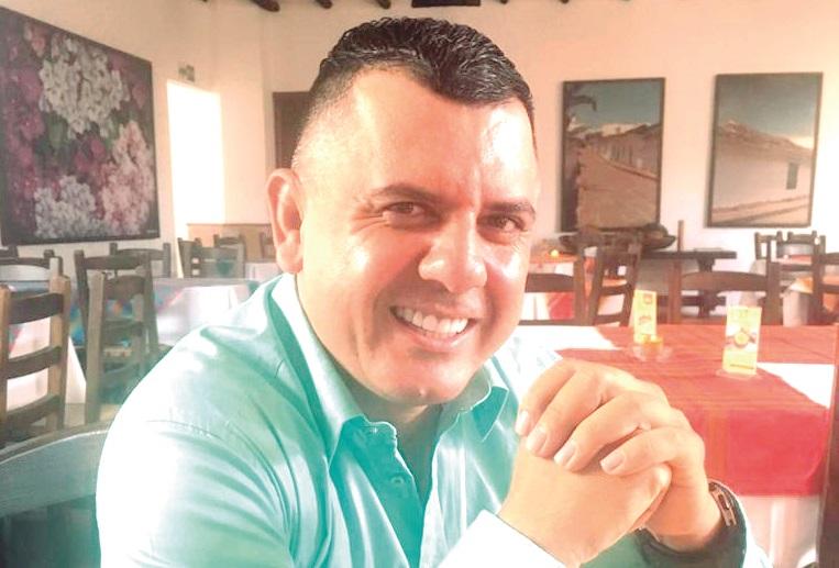 Rafael Marín quiere ser alcalde de Floridablanca. Se inscribirá por firmas | EL FRENTE