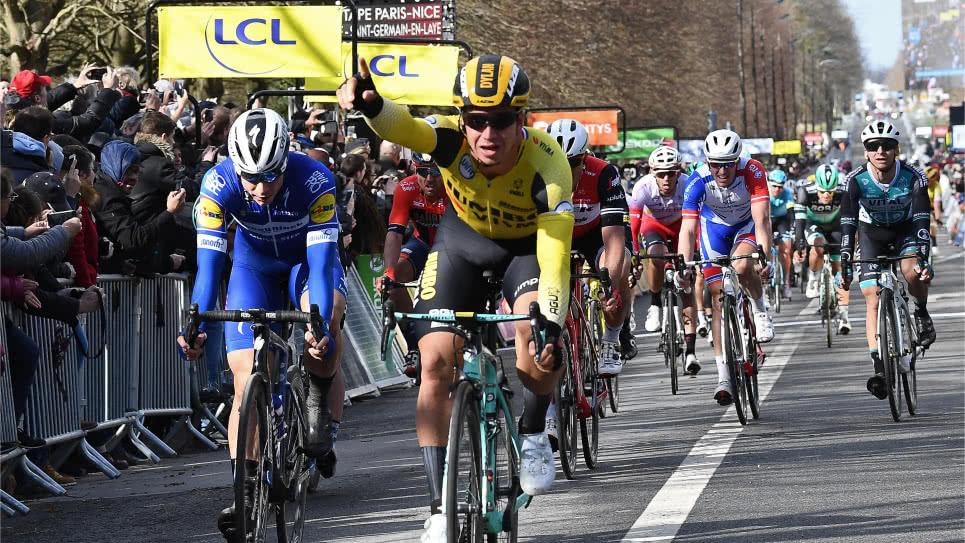 Groenewegen ganador de la primera etapa de la Paris-Niza | EL FRENTE