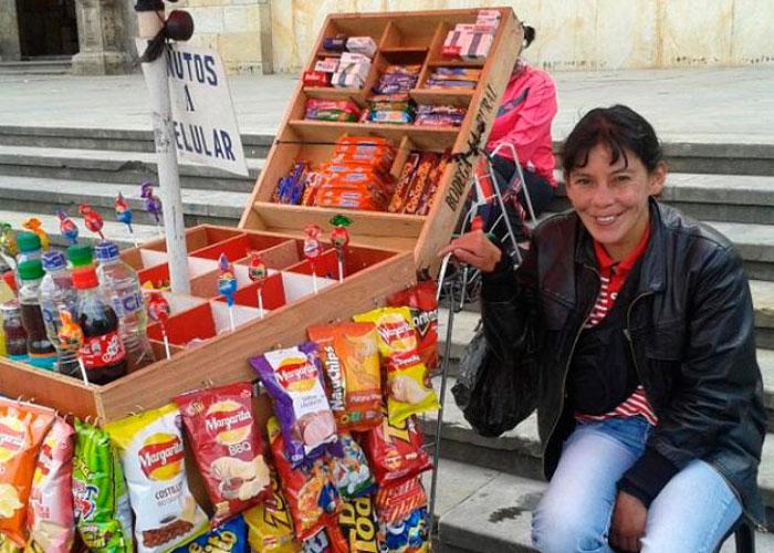 44% de colombianos gana  menos de un salario mínimo   EL FRENTE