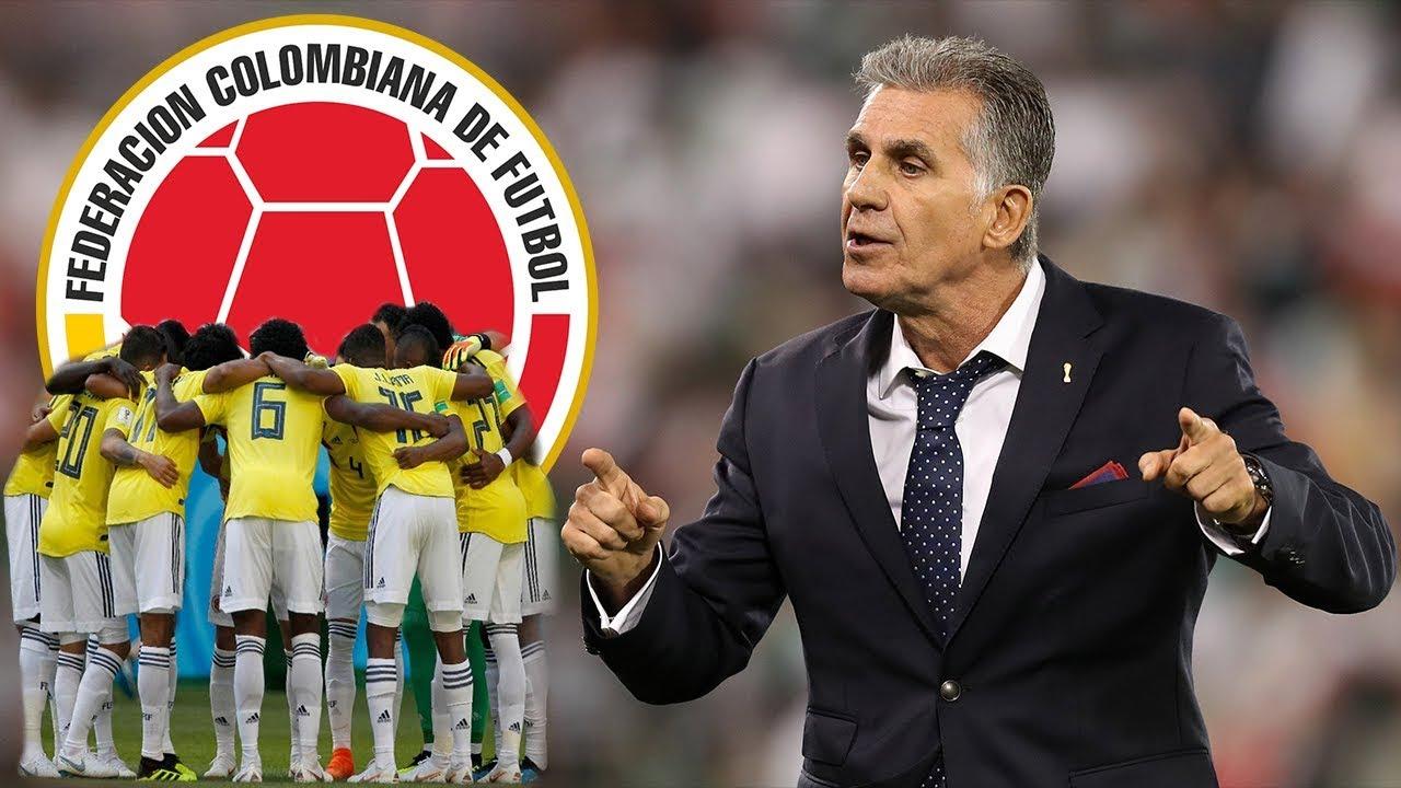 23 jugadores los convocados por Carlos Queiroz | EL FRENTE