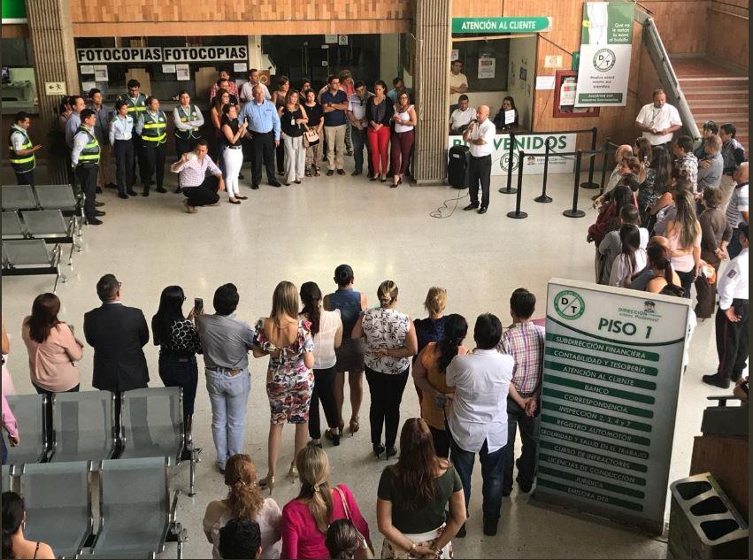 Director de Tránsito de Bucaramanga es removido por diferencias con el alcalde  | EL FRENTE