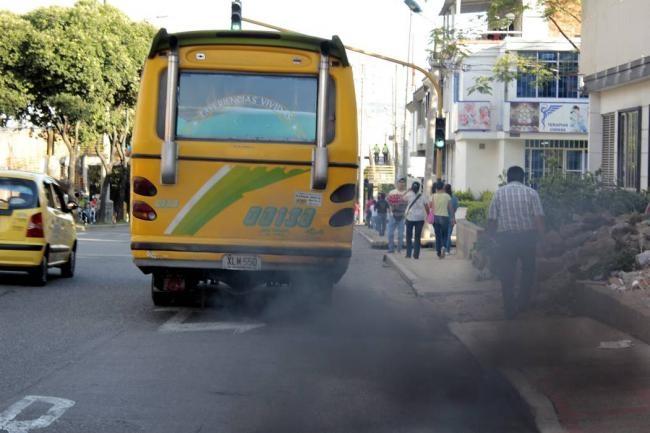 Estudian declarar contingencia atmosférica por mala calidad del aire | EL FRENTE