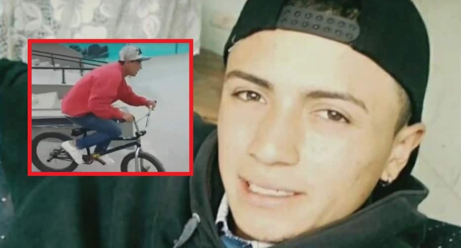 Por robarle la cicla asesinaron a promesa del BMX en Bogotá | EL FRENTE