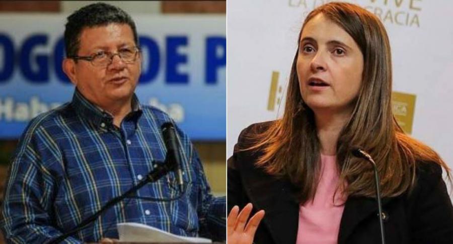 Tensión en la Comisión de Paz por fuertes Palabras de Paloma Valencia  | EL FRENTE