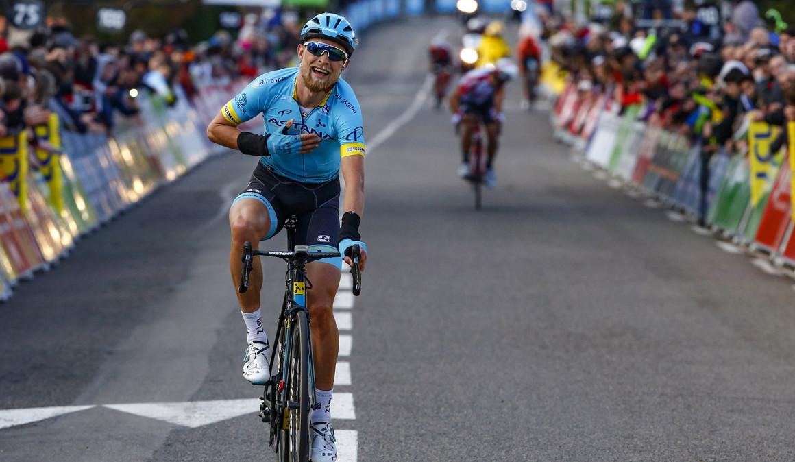 Cort-Nielsen gana la etapa y Kwiatkowski nuevo líder | Internacional | Deportes | EL FRENTE