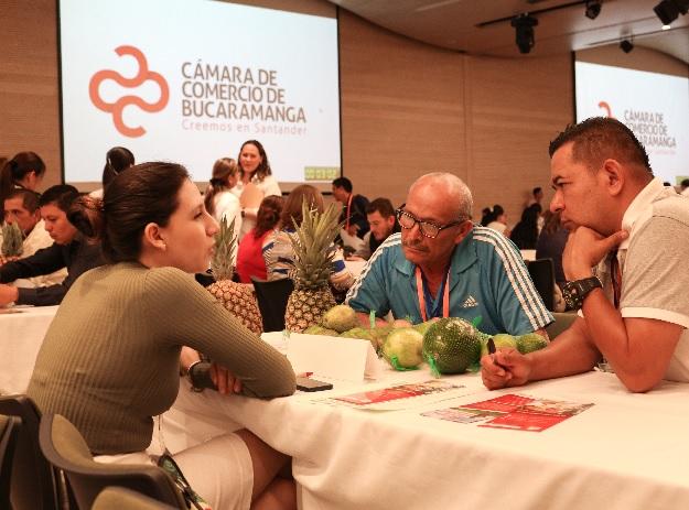 Compra rural Santander. Socialización de la Rueda de Negocios en CENFER | EL FRENTE