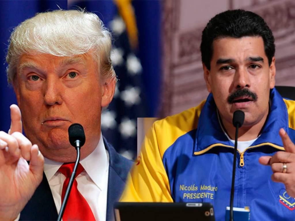 EE.UU. revocó visas de funcionarios cercanos a Maduro   EL FRENTE
