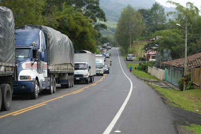 Millonarias pérdidas por bloqueos en vía Panamericana | Nacional | Economía | EL FRENTE