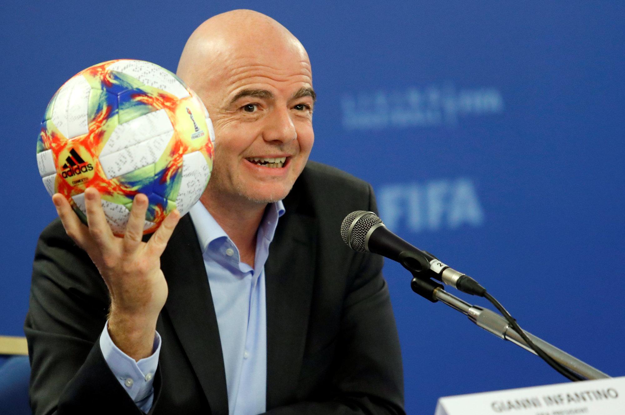 FIFA aprobó ampliación en el Mundial de Clubes | Internacional | Deportes | EL FRENTE