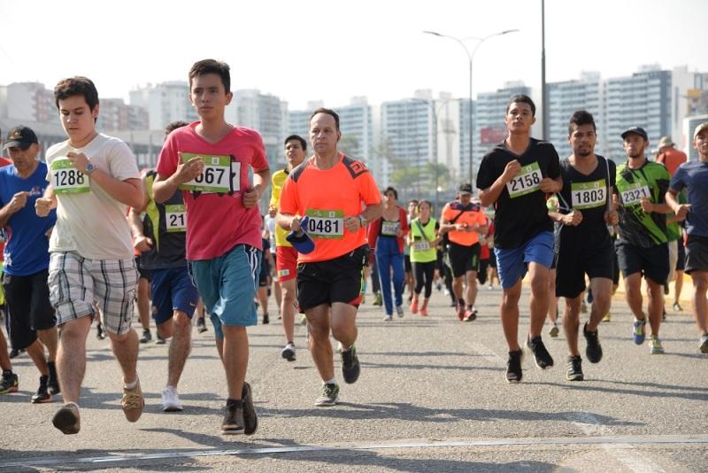 Fiesta deportiva en la Carrera Atlética UIS | Local | Deportes | EL FRENTE