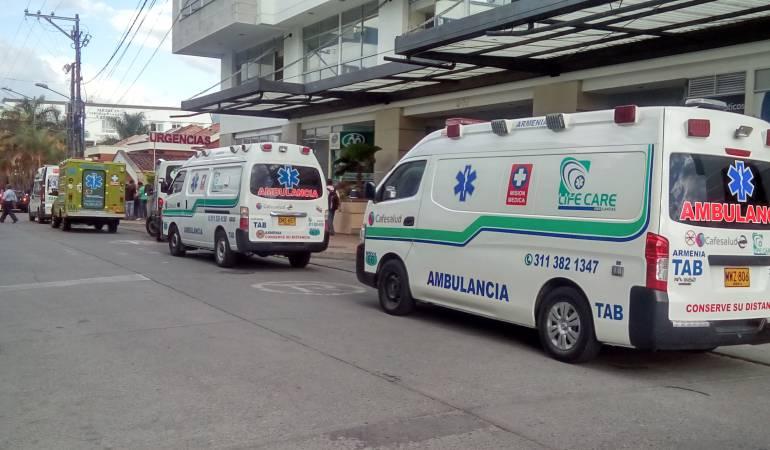 Alcaldía de Bucaramanga implementa el Sistema de Emergencias Médicas –SEM | Metro | EL FRENTE