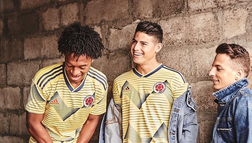 Fue presentado oficialmente el nuevo diseño del uniforme de la Selección Colombia  | Nacional | Deportes | EL FRENTE
