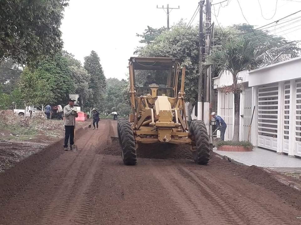 BREVES PORTEÑAS: Adecuación de vías   Municipios   Santander   EL FRENTE