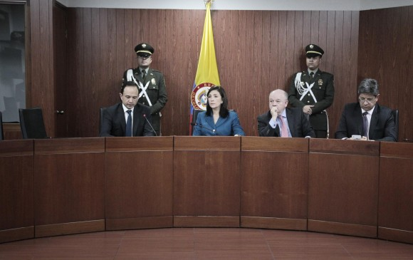 Corte no se pronunciará sobre objeciones de Duque a la JEP   Nacional   Colombia   EL FRENTE