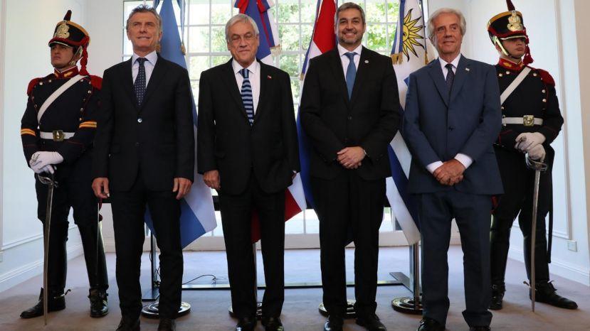 Argentina, Uruguay, Chile y Paraguay por el Mundial 2030 | Deportes | EL FRENTE