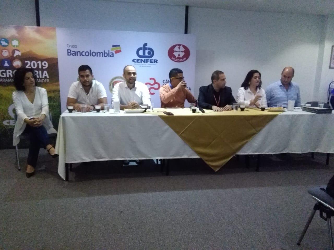 Lista la XVII Agroferia del Oriente Colombiano. El campo santandereano reunido bajo un mismo techo | Economía | EL FRENTE