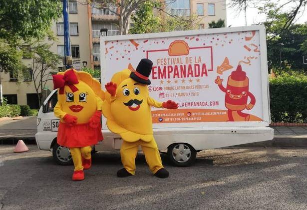El festival de la empanada se toma Bucaramanga por segunda vez | Metro | EL FRENTE