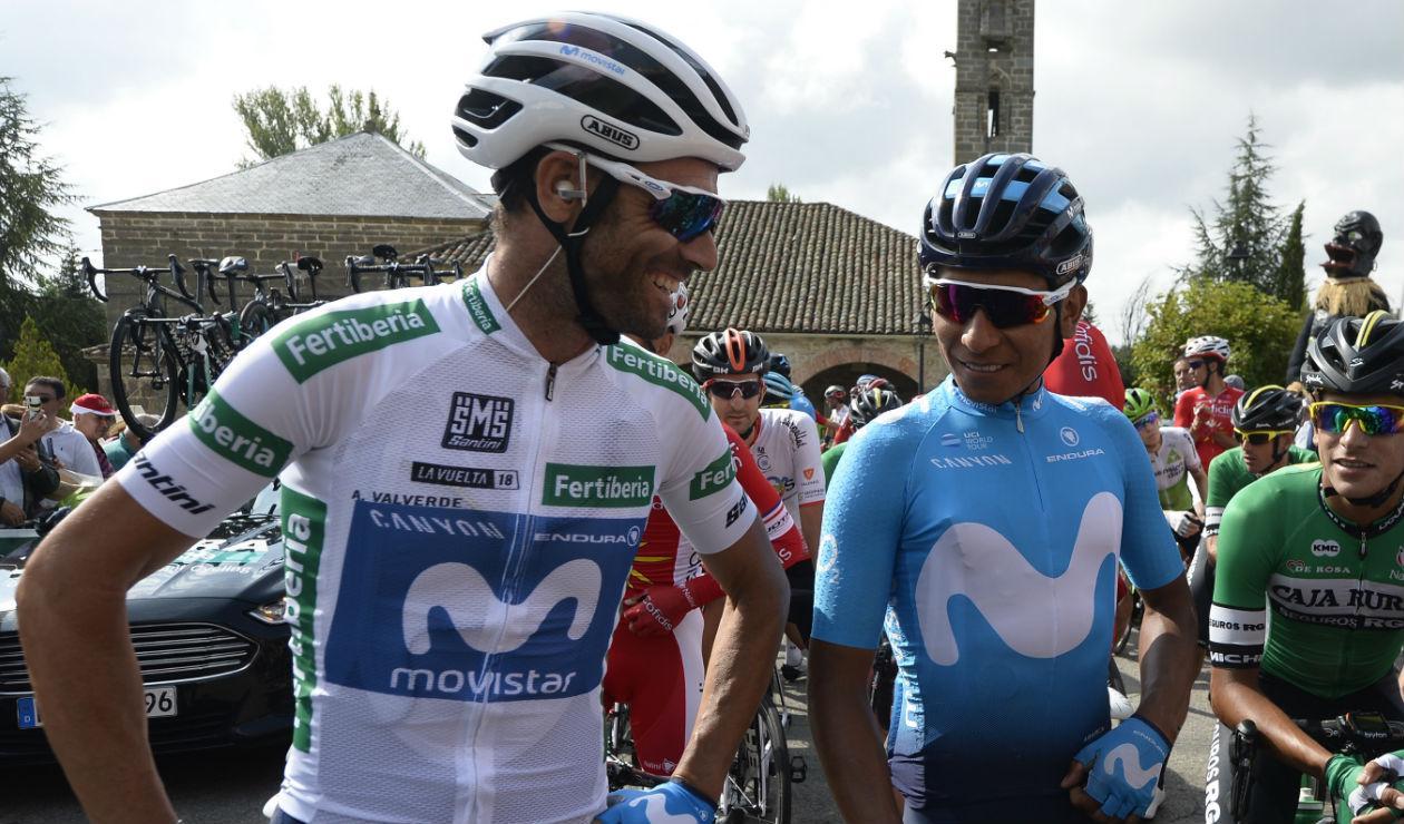 Nairo Quintana presente en la Vuelta a Cataluña | Deportes | EL FRENTE