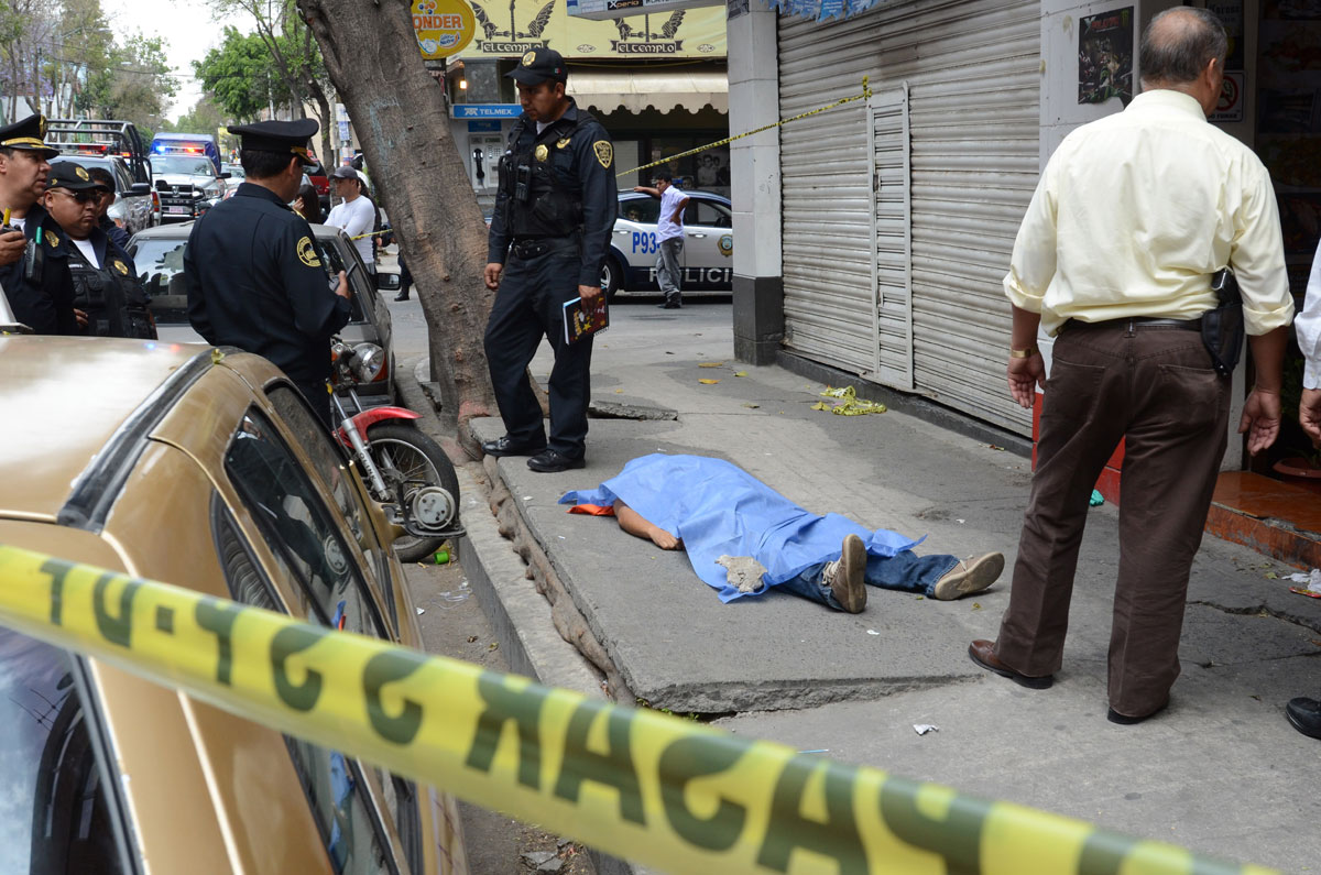 Inicio de año más violento en México | foto | EL FRENTE