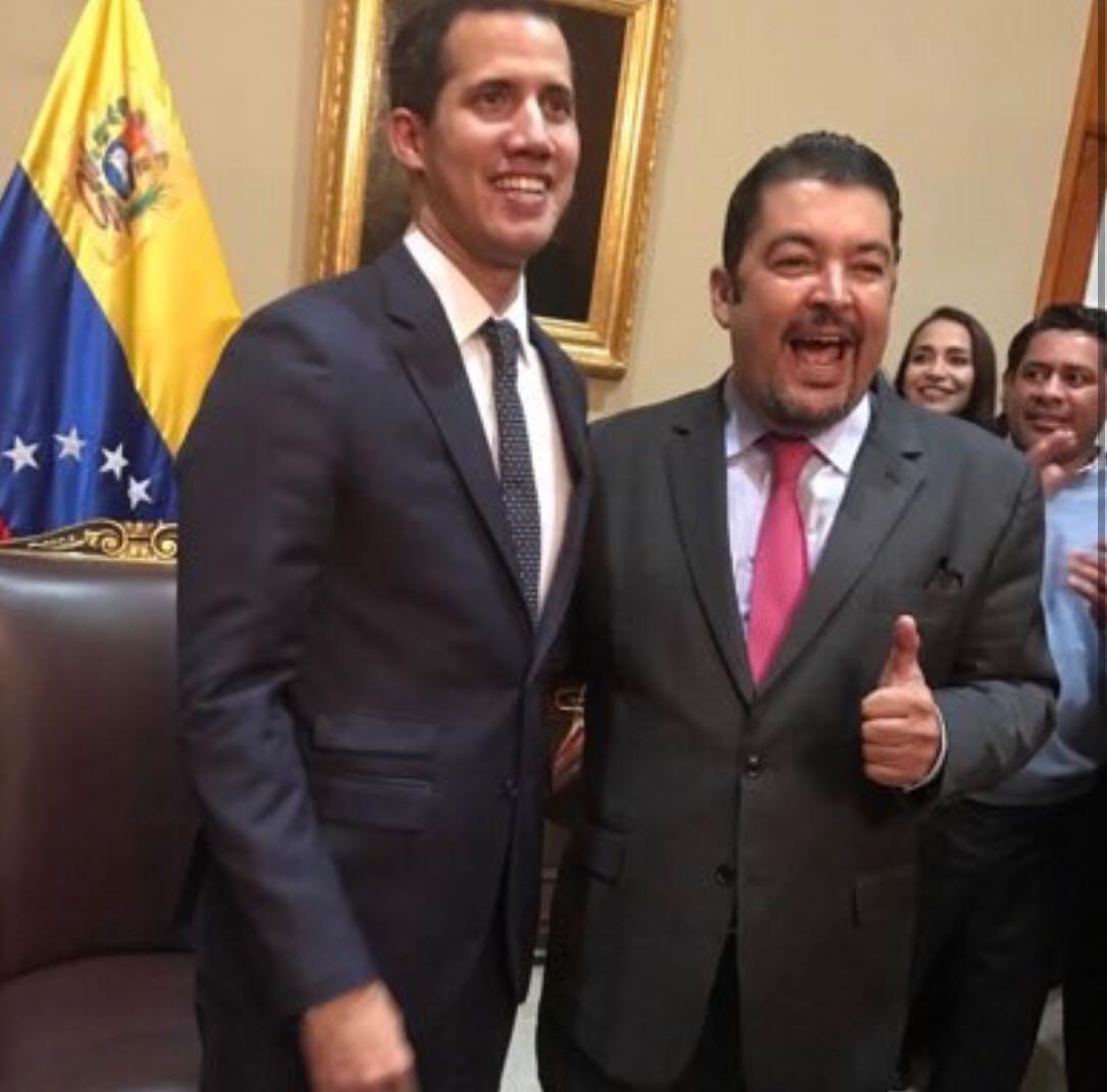 Régimen detuvo al Jefe del despacho de Juan Guaidó | foto | EL FRENTE