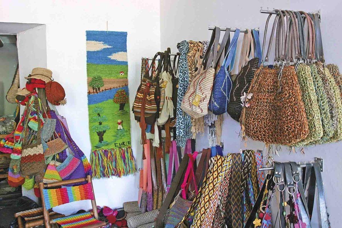 Artesanías con lanzamiento en Curití. Cultura y belleza natural de las provincias para el mundo | Santander | EL FRENTE