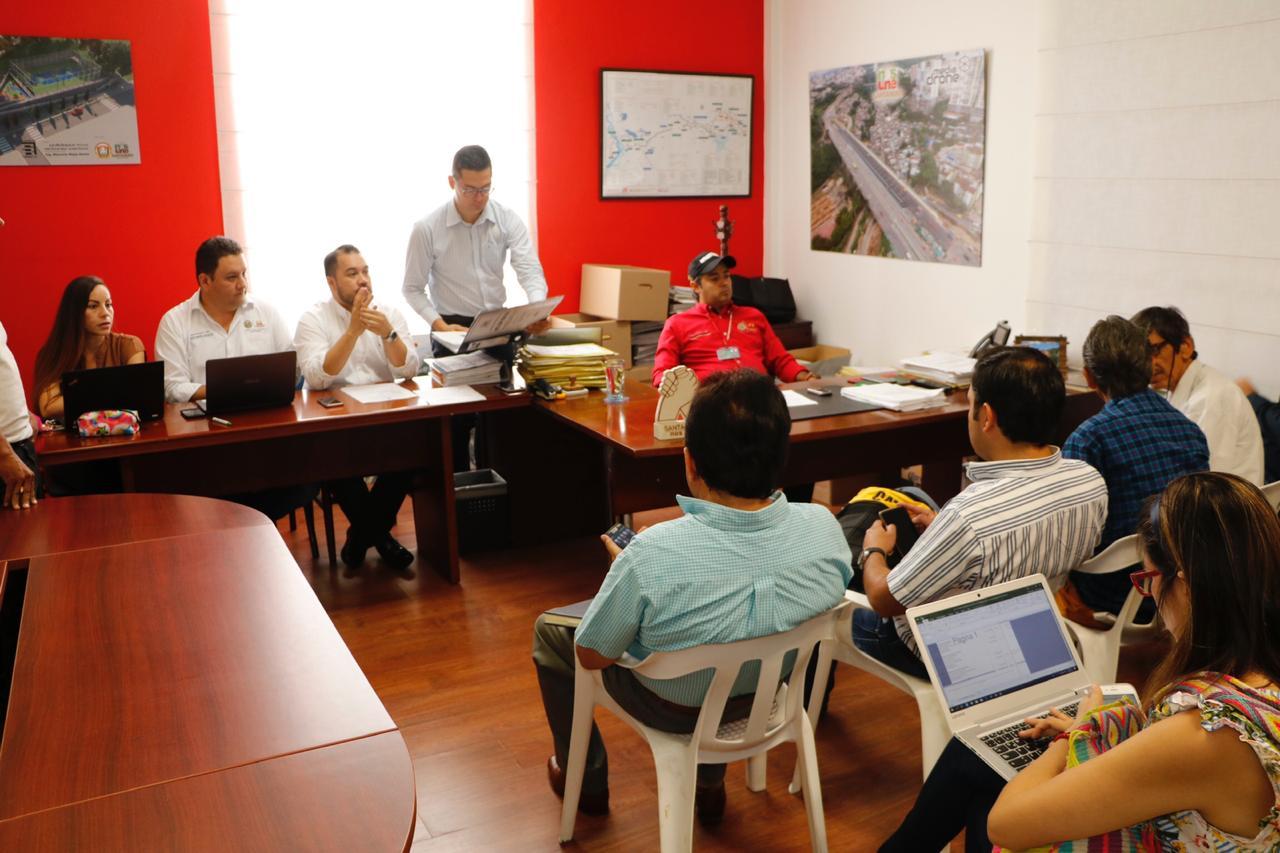 Llegaron 29 propuestas para pavimentar vía. Nutrida participación en licitación para Bolívar | Santander | EL FRENTE