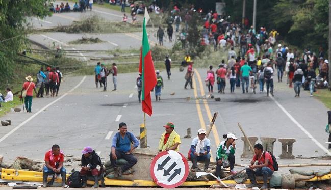 Se agudiza crisis económica en Nariño por bloqueos en Cauca   Nacional   Colombia   EL FRENTE
