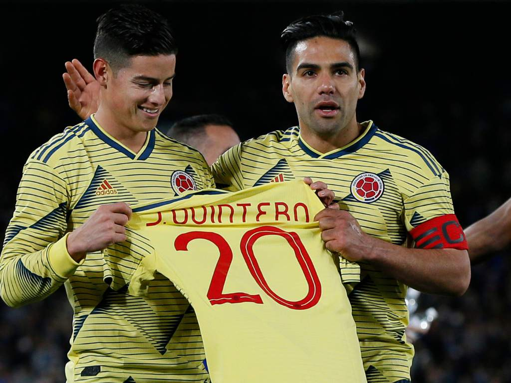 Triunfo de la Selección Colombia 1-0 ante Japón | Nacional | Deportes | EL FRENTE