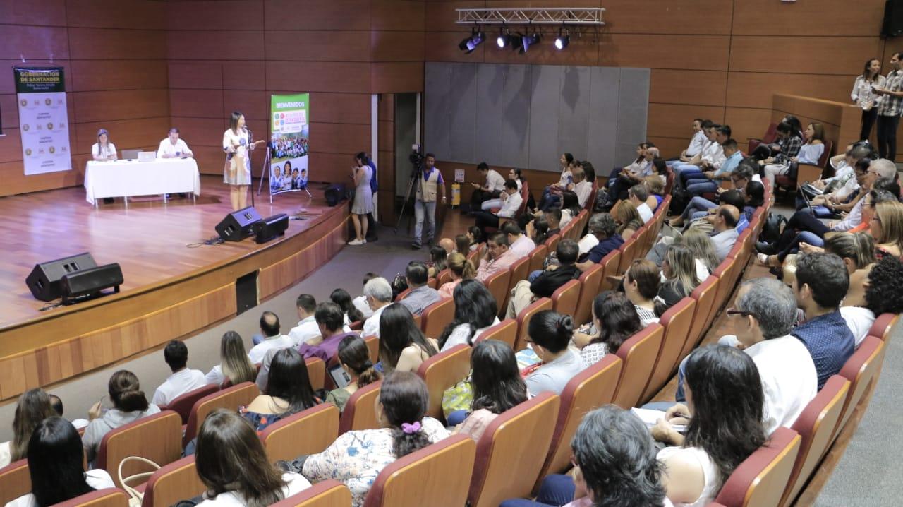 Alcaldes defendieron ejecución actual del PAE en Santander  | EL FRENTE