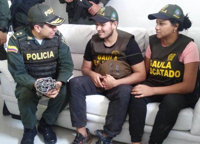 Dos capturados más por secuestro de pareja en Santander | EL FRENTE