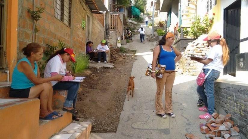Asentamiento Rincón de paz entrará a la legalidad  | EL FRENTE